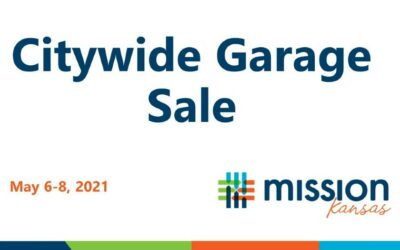 Citywide Garage Sale – May 6, 7, 8