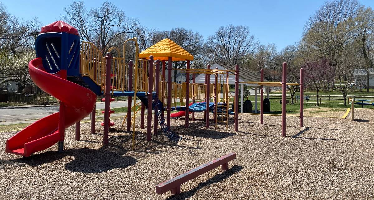 Waterworks Play Structure