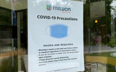 Masking Changes for City Facilities