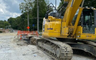 WaterOne Project Update at Lamar and 51st Street
