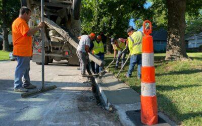 Street Program 2021 Project Updates