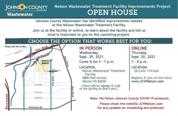 Nelson Open House Invitation